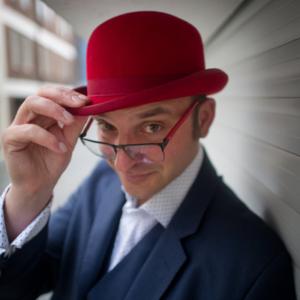 Danny the Magician at Red Hat Magic