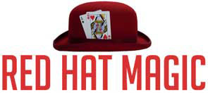 Red Hat Magic Wedding and Party Magician