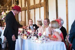 Red Hat Magic - Wedding Magician